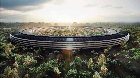 值得一提的是,苹果公司新总部大楼的屋顶光伏是一种工商业分布式光伏。 近年来,分布式光伏的发展日益完善,而作为爱康集团工商业分布式实施业务的主体,爱康绿色家园拥有雄厚的实力,正领航行业不断发展。 雄厚实力助力产品落地苹果大楼 彰显分布式光伏无限价值 据悉,这座被称为地球home键的环形大楼只使用可持续能源,屋顶装有占地面积805,000平方英尺(约7.